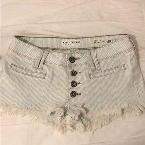 PAC SUN stripped shorts